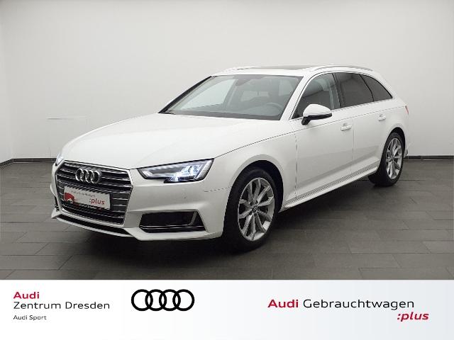 Audi A4 Avant 1.4 TFSI S line LED-SW Navi PDC., Jahr 2017, Benzin