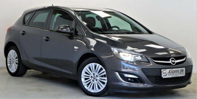 Opel Astra J 1.4 Turbo 140 PS Automatik Limo Active, Jahr 2013, Benzin