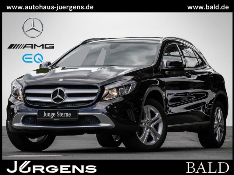 Mercedes-Benz GLA 250 Urban/Navi/Park-Pilot/Sitzheizung/18', Jahr 2016, Benzin