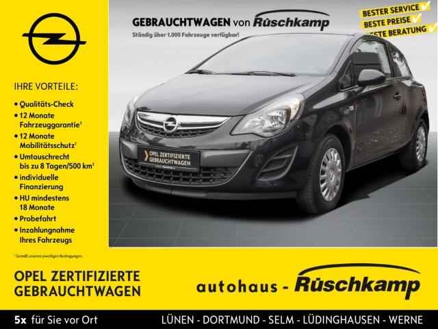 Opel Corsa D Selection 1.2 Klima CD, MP3 ABS ESP, Jahr 2013, Benzin