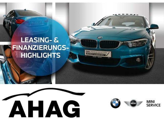 BMW 430i Gran Coupe M Sport Innovationsp. Navi Prof., Jahr 2017, Benzin