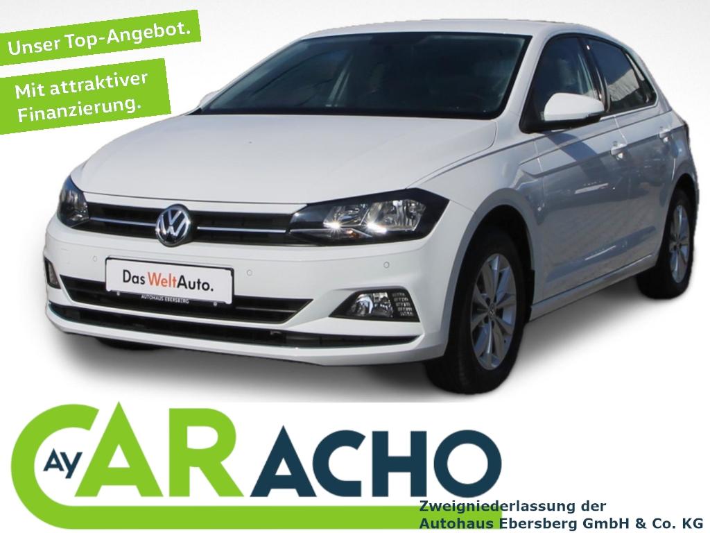 Volkswagen Polo Highline 1.0 TSI OPF Sitzheiz Front Assist, Jahr 2019, Benzin