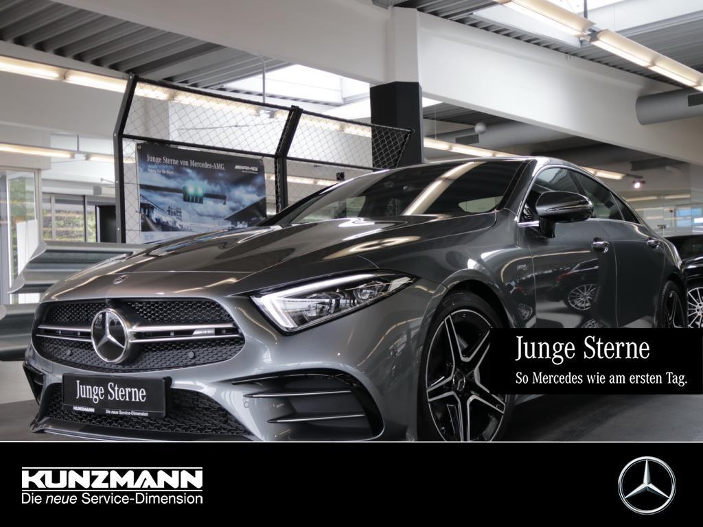 Mercedes-Benz CLS 53 AMG 4M+ MBUX Navi Distronic Standhzg 360°, Jahr 2021, Benzin
