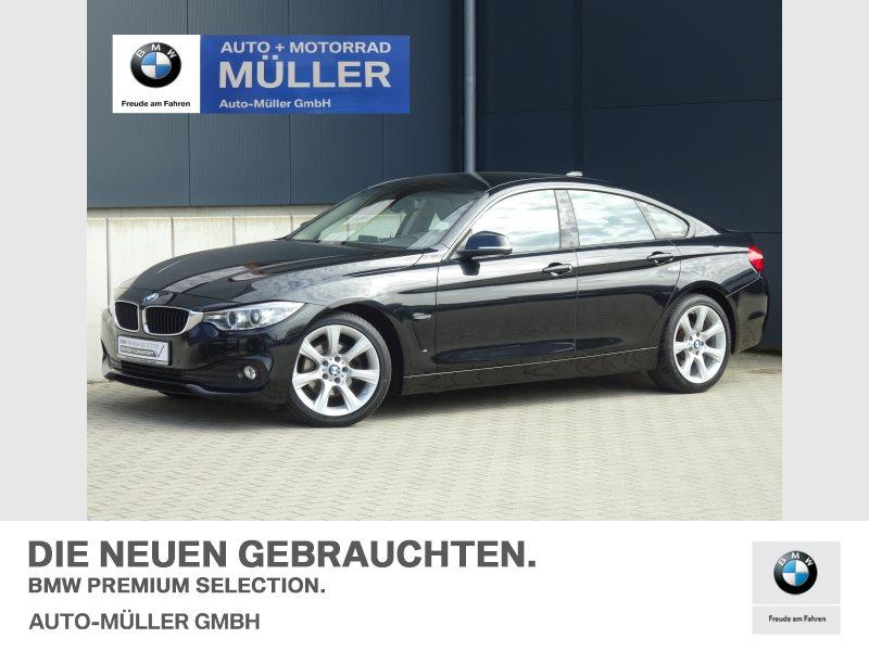BMW 420d A Gran Coupé Advantage HiFi Sitzheiz. Navi, Jahr 2016, Diesel