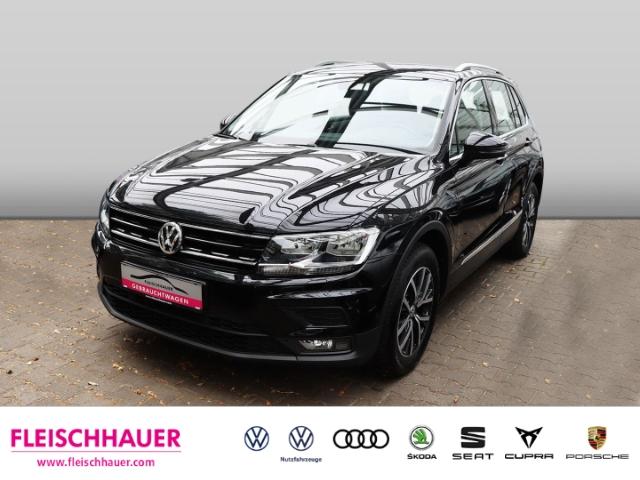 Volkswagen Tiguan Comfortline 1.5 TSI NAVI KLIMA SHZ PDC AHK, Jahr 2019, Benzin