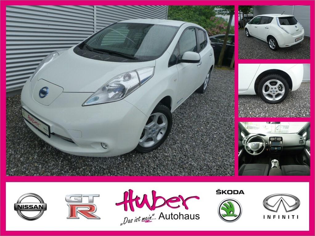 Nissan Leaf ACENTA 24 kWh (mit Batterie) Direktantrieb, Jahr 2015, electric