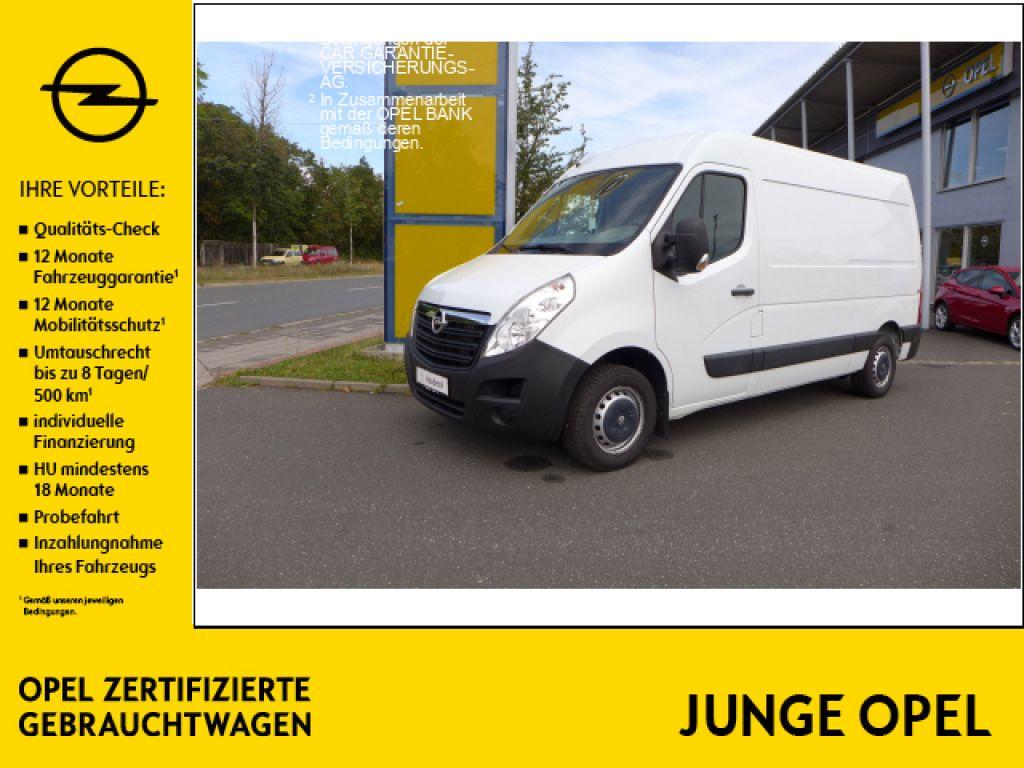 Opel Movano 2.3 D (CDTI) L2H2 DPF 2WD VA, Jahr 2017, Diesel