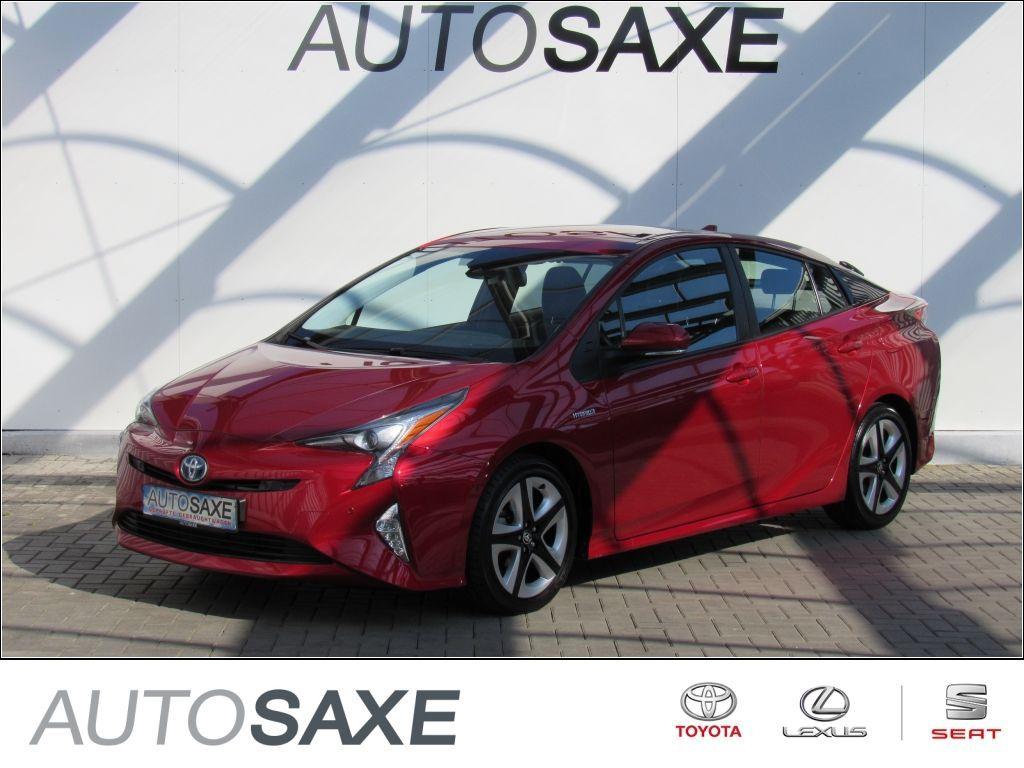 Toyota Prius Hybrid Executive*LED*NAVI*LEDER*SHZ*HUD*, Jahr 2016, Hybrid
