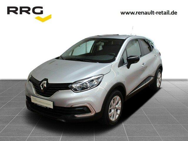 Renault Captur TCe 130 GPF Limited Deluxe, Jahr 2019, Benzin