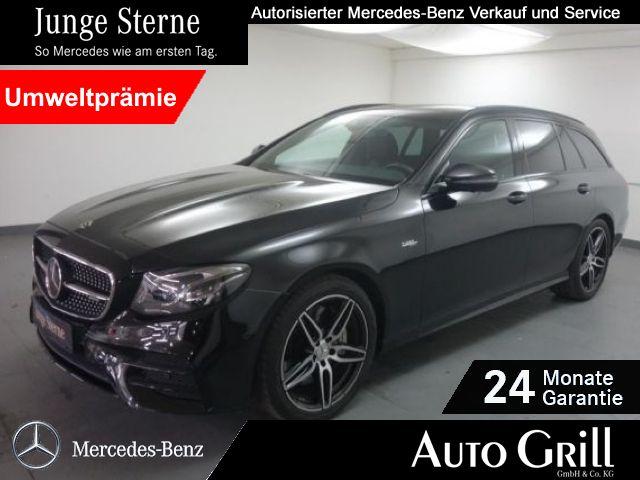 Mercedes-Benz E 53 AMG T 4M+ Night Comand Distr+ Multibeam 360, Jahr 2019, Benzin