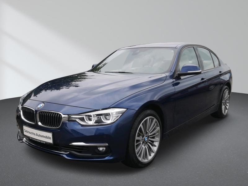 BMW 340i Luxury Line Innovationsp. Navi Prof. PDC LED HIFI, Jahr 2016, Benzin