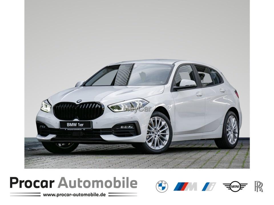 BMW 118i Advantage Klimaaut. PDC Sitzhzg. Vorn, Jahr 2020, Benzin