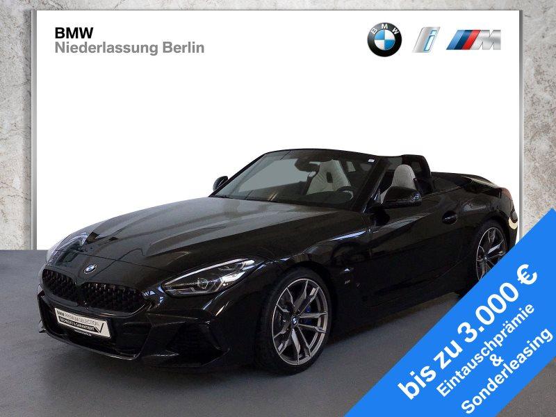 BMW Z4 M40i EU6d-Temp Aut. Leder LiveCockpitProf., Jahr 2020, Benzin