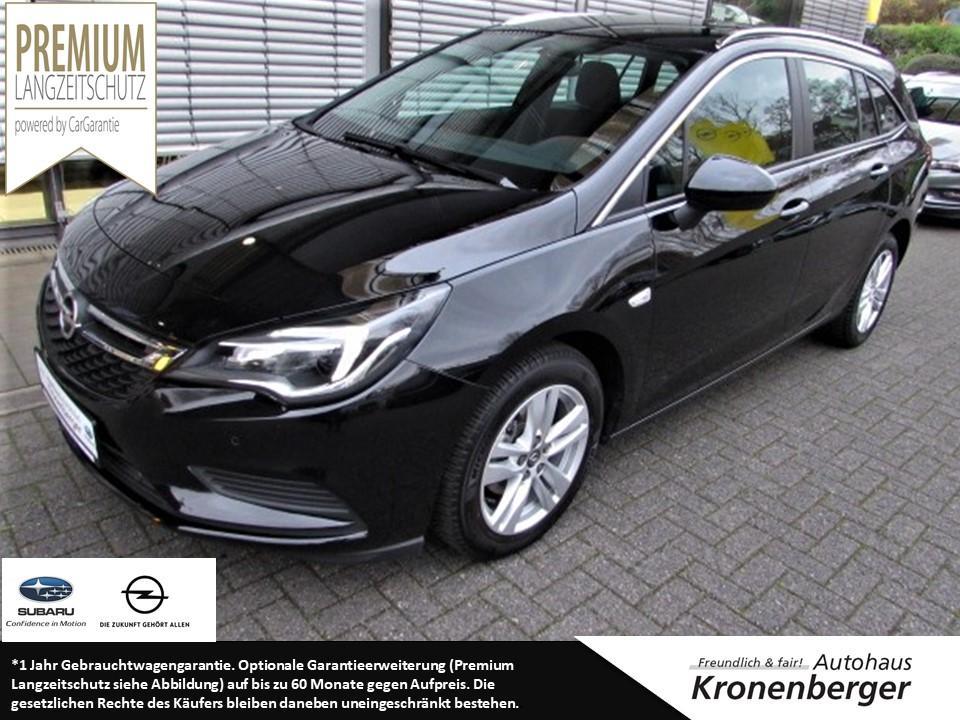 Opel Astra SportsTourer Edition Allwetter, Jahr 2016, Benzin