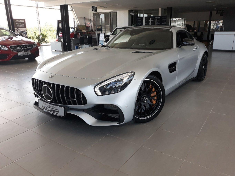 Mercedes-Benz AMG GT C KERAMIK-PERFORMANCE-BURMESTER HIGH END, Jahr 2018, Benzin