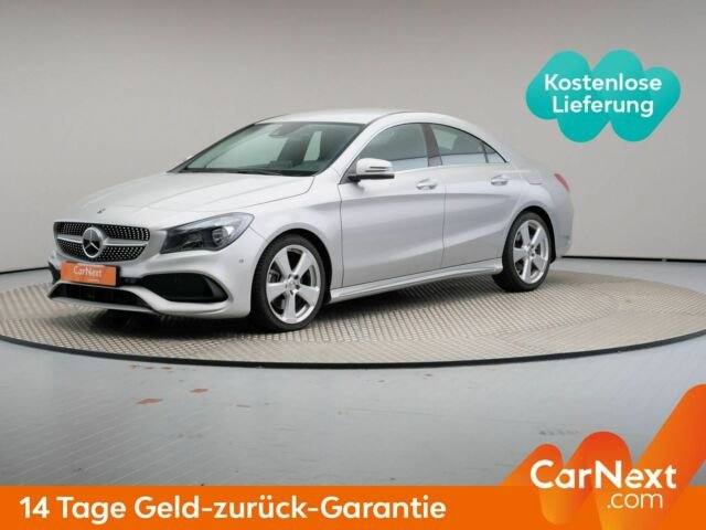Mercedes-Benz CLA 250 7G-DCT AMG Line LED PDC+, Jahr 2018, Benzin
