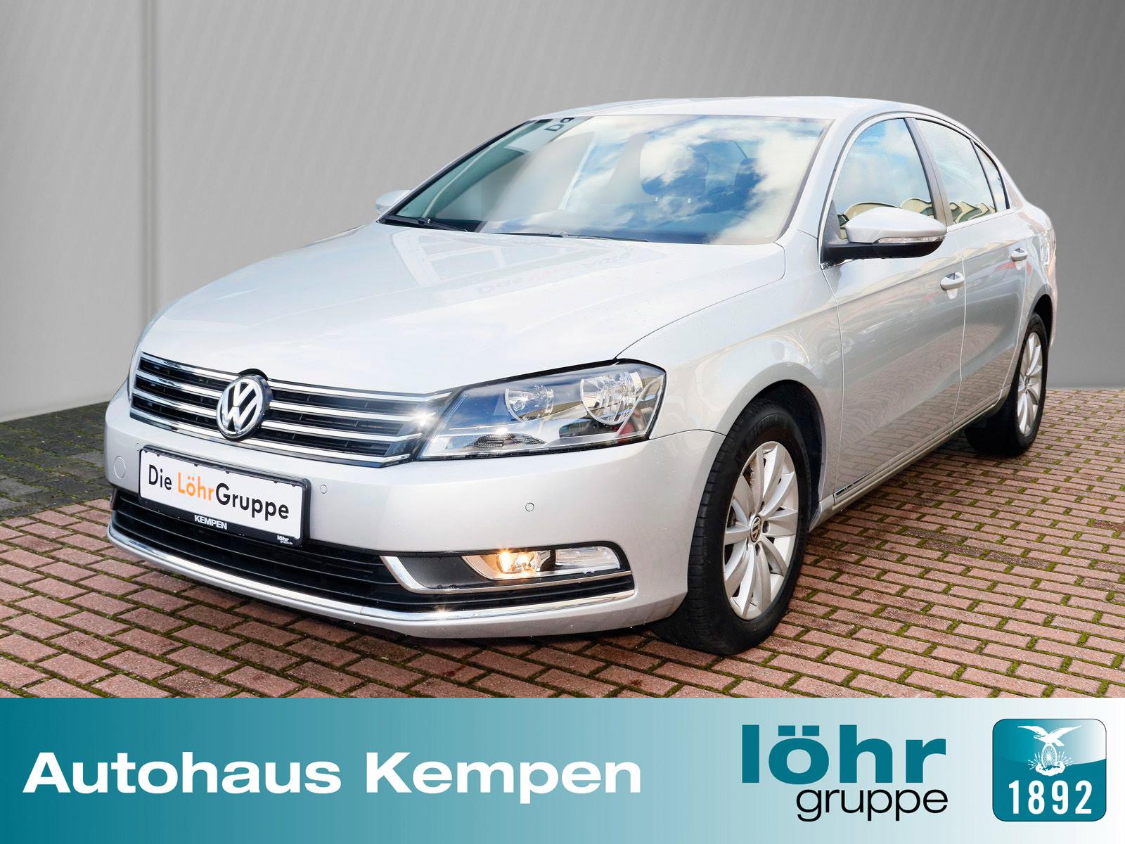 Volkswagen Passat 1.4 TSI Comfortline Climatronic PDC Alu, Jahr 2014, petrol