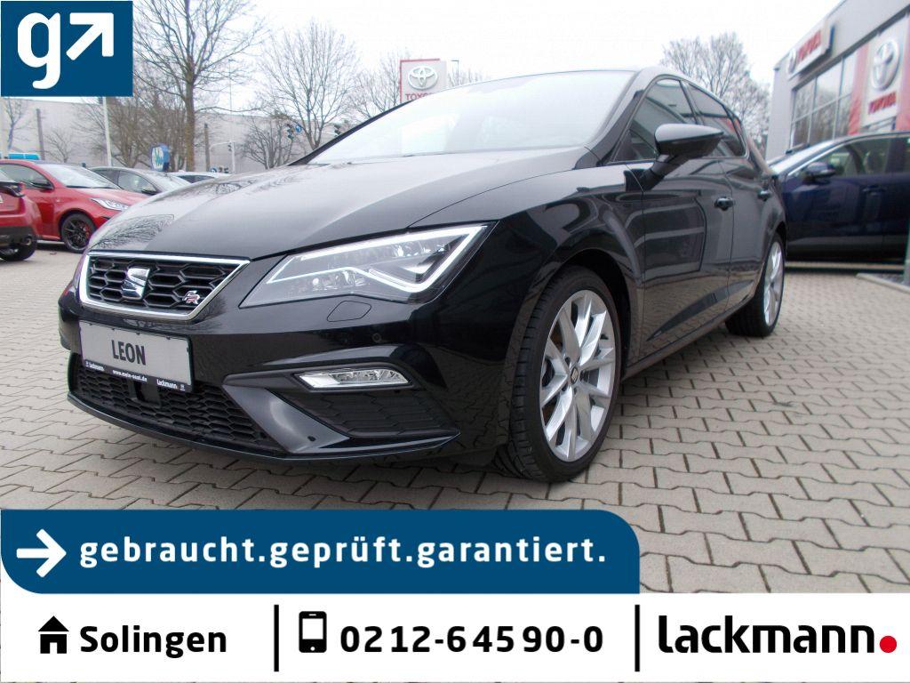 Seat Leon 1.5 TSI DSG BLACK MATT *LED*Dynamic*Navi*, Jahr 2020, Benzin