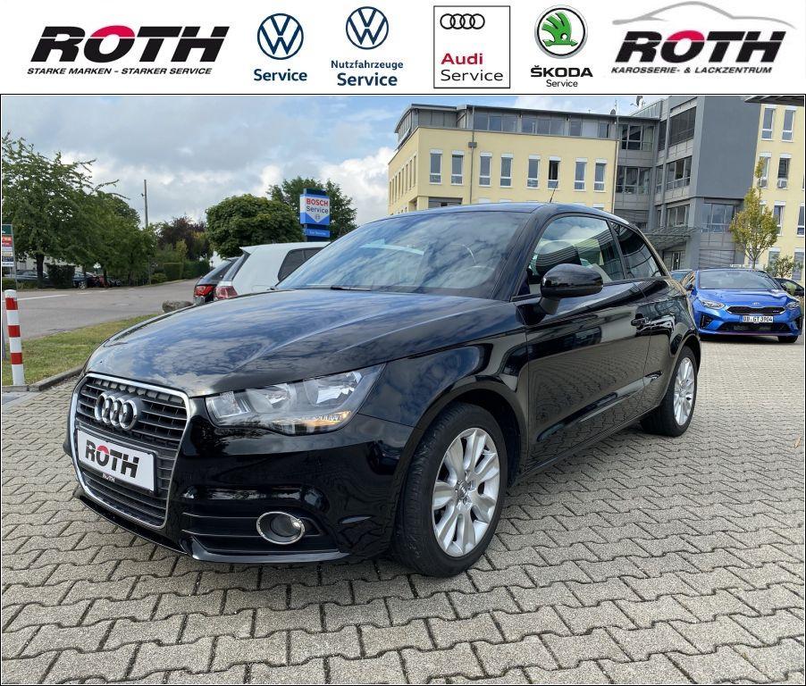 Audi A1 1.2 TFSI Ambition *PDC*Klima*Alu*SHZ, Jahr 2013, Benzin
