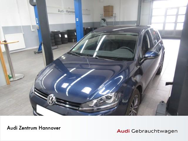 Volkswagen Golf VII 1.2 TSI Blue Motion, Bi-Xenon, Allstar, Jahr 2016, Benzin