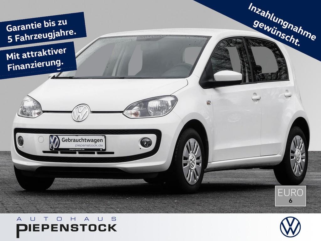 Volkswagen up! 1.0 move up! Sitzheizung+Klima, Jahr 2012, Benzin