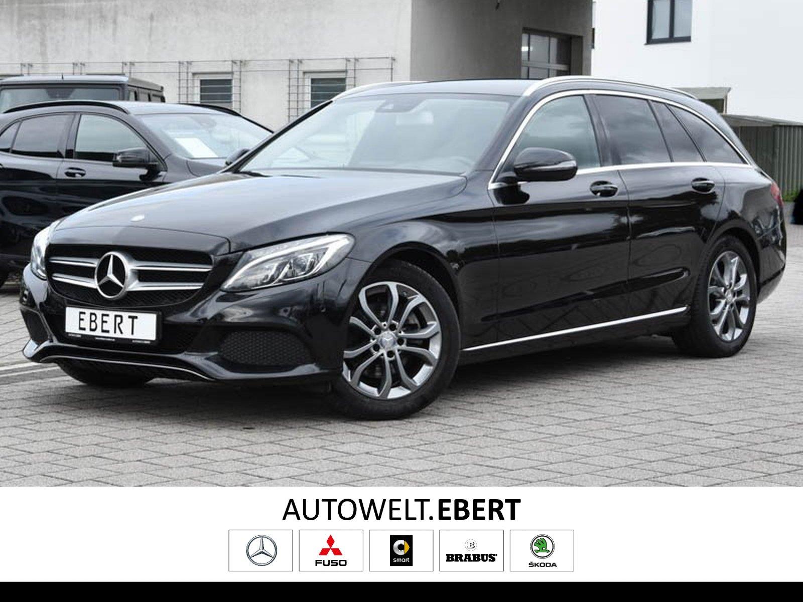 Mercedes-Benz C 220 d T Avantgarde NAVI+LED+PTS+SITZHZG+EU6, Jahr 2015, diesel