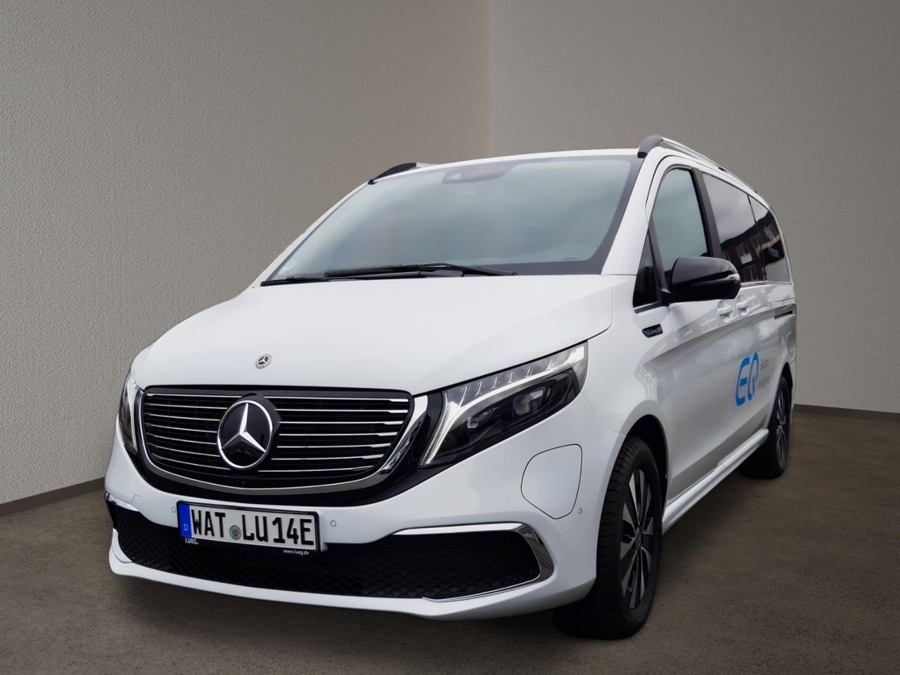 Mercedes-Benz EQV 300 AVG/L Avantgarde lang 7-Sitzer/MBUX, Jahr 2020, Elektro