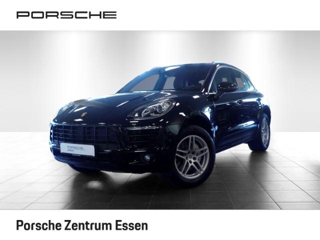 Porsche Macan S Diesel Spurwechselassistent BT Start-Stop Multif.Lenkrad, Jahr 2014, Diesel