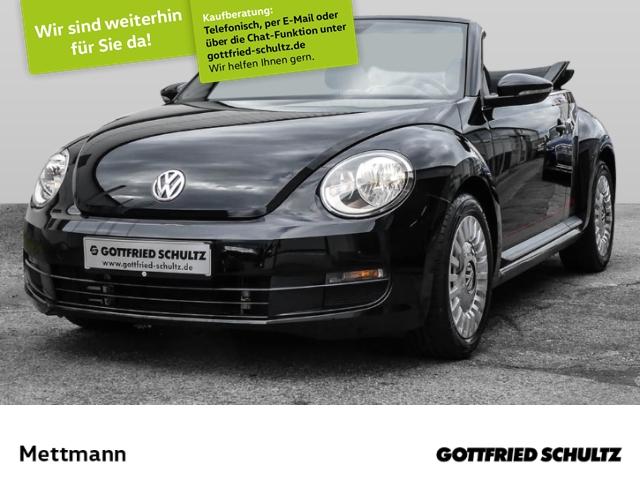 Volkswagen New Beetle Cabriolet 1,2 TSI elektr.Verdeck Klima, Jahr 2016, Benzin