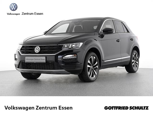 Volkswagen T-Roc United 1.0 TSI Navi 17 ACC SHZ, Jahr 2020, Benzin