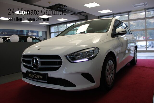 Mercedes-Benz B 180 Sitzhzg.+Park-Assist.+Autom.+Klima+BC, Jahr 2019, Benzin