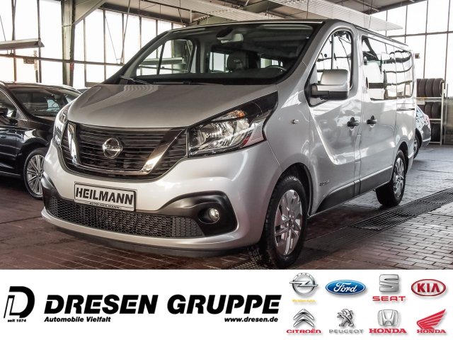 Nissan NV300 Kombi L1H1 2,7t PREMIUM/9-Sitzer/ Navi/Klima/PDC/Rückfahrkamera/Regen/Lichtsensor, Jahr 2016, Diesel