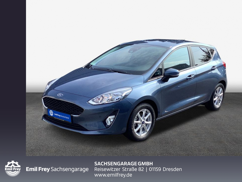 Ford Fiesta 1.1 COOL&CONNECT Klimaaut. Navi PDC Allw., Jahr 2019, Benzin