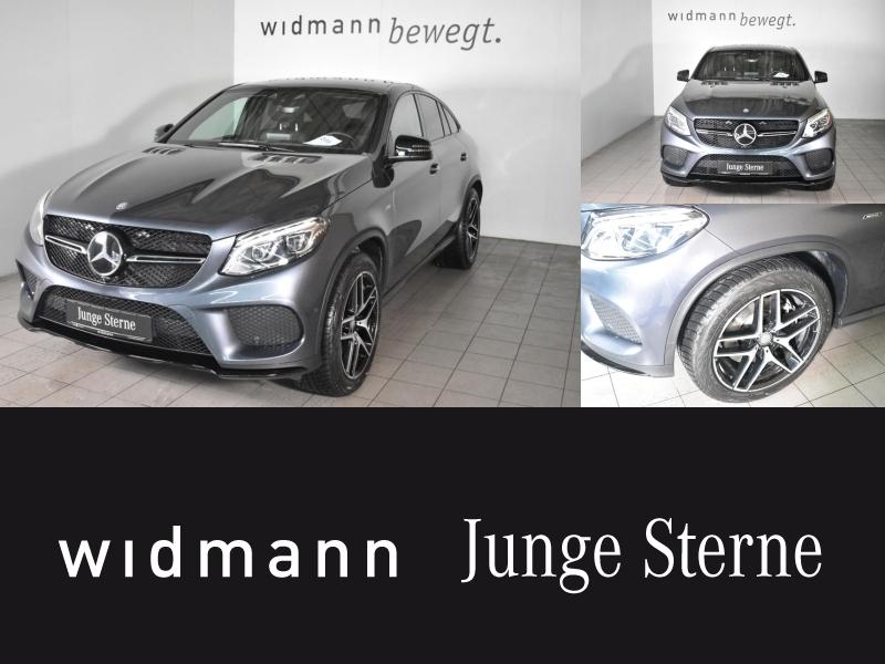 Mercedes-Benz GLE 450 AMG 4M Coupé *Comand*Fahrassist.*Kamera*, Jahr 2016, Benzin