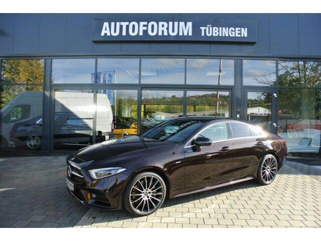 Mercedes-Benz CLS 400 d 4MATIC *EDITION1*AMG*WIDESCREEN*, Jahr 2019, diesel
