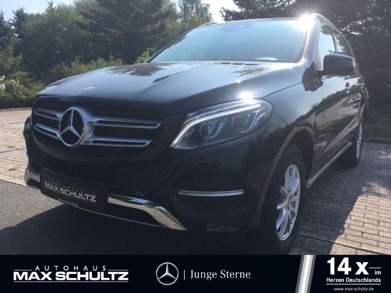 Mercedes-Benz GLE 350 d 4M Intelligent Light*ParkPilot*Comand*, Jahr 2015, diesel