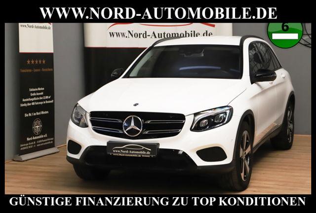 Mercedes-Benz GLC 250 d 4Matic*Navigation*LED*Kamera*Distronic, Jahr 2017, Diesel