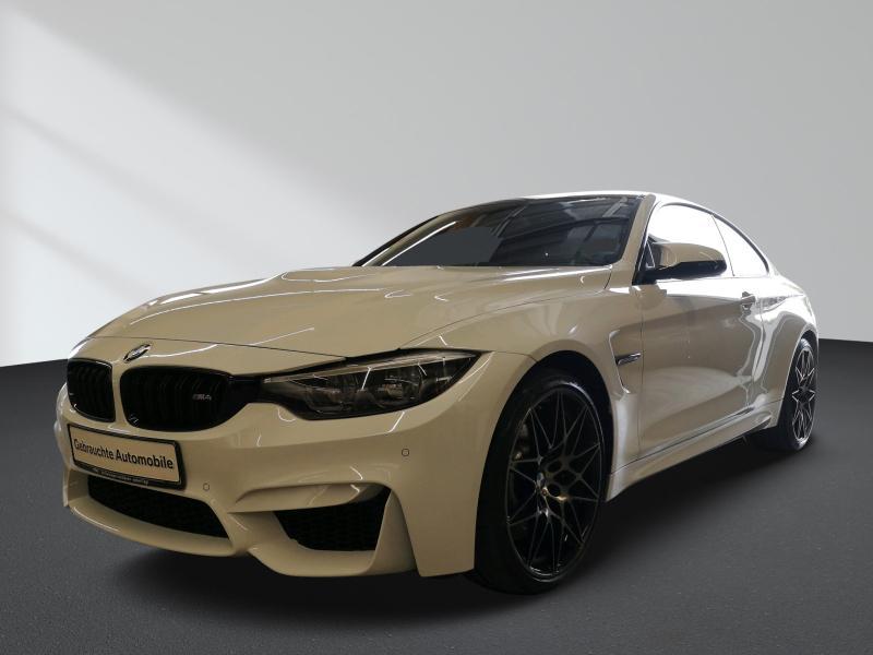 BMW M4 Coupe Competition Paket M DKG Navi Prof. PDC, Jahr 2017, Benzin
