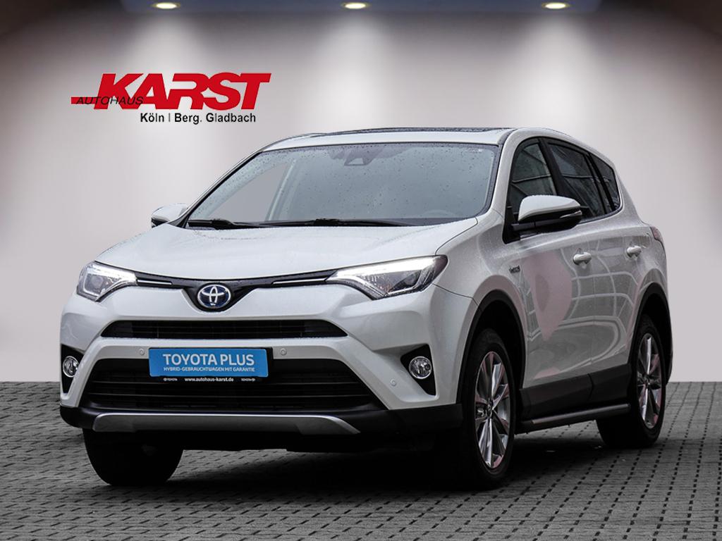 Toyota RAV 4 Hybrid 4x2 Executive Schiebedach Navi LED, Jahr 2017, Hybrid