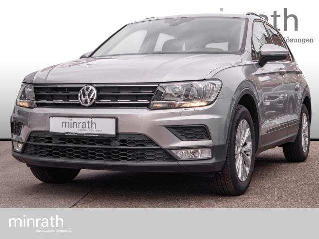 Volkswagen Tiguan BMT Start-Stopp 1.4 TSI Navi LED-hinten, Jahr 2016, Benzin