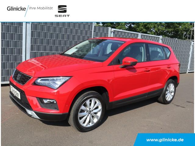 Seat Ateca 1.6 TDI Style Ecomotive, Jahr 2017, diesel