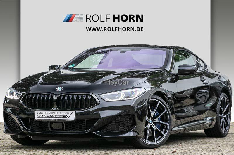 BMW 840d xDrive Coupe M Sportpaket UPE 120.370,- EUR, Jahr 2019, Diesel