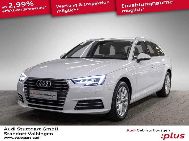 Audi A4 Avant design 2.0 TDI ultra LED Navi PDC Sitzh, Jahr 2017, Diesel