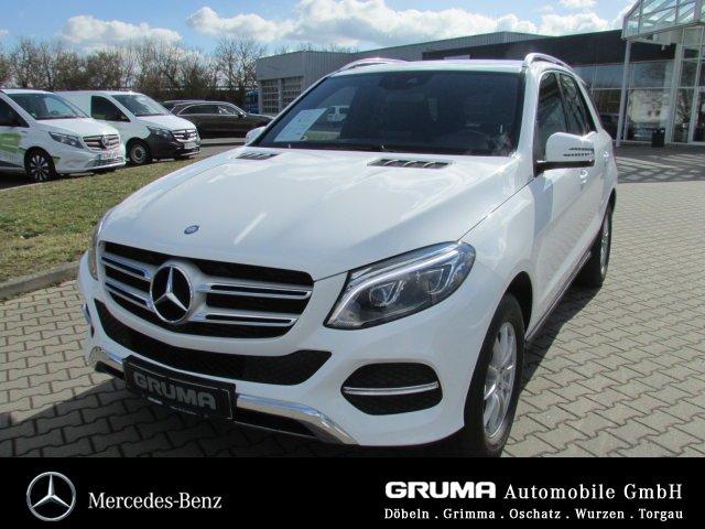 Mercedes-Benz GLE 350 d 4M AMG AIRM+STANDHZG+AHZV+SERVOSCHL+, Jahr 2016, Diesel