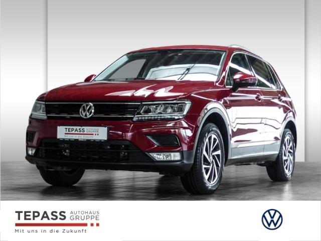 Volkswagen Tiguan 2.0 TSI Sound LED Navi Easy Open Bluetooth, Jahr 2017, Benzin