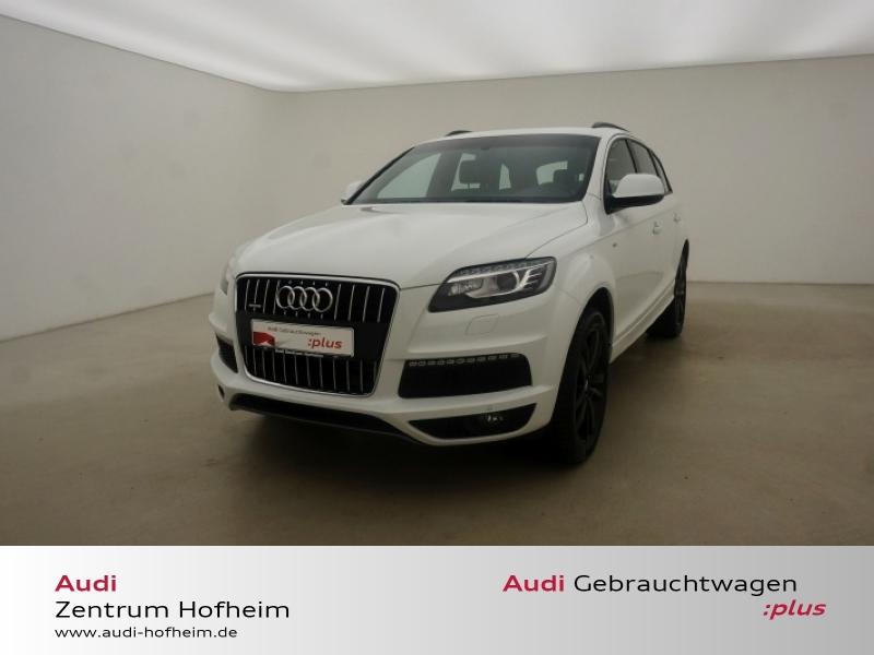 Audi Q7 3.0 TDI qu 2x S line tiptro. 150kW*Xenon+*Nav, Jahr 2015, diesel