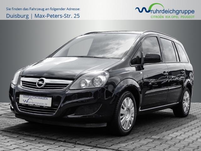 Opel Zafira B Family 1.6 1.Hand+7-Sitzer+Klima+AHK+, Jahr 2012, Benzin