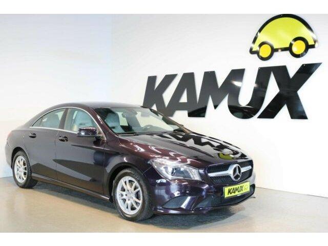 Mercedes-Benz CLA 200 7G-Tronic Coupe +Bi-Xenon+Navi+SHZ+, Jahr 2015, Benzin