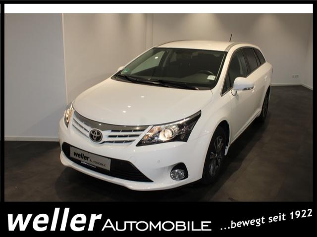 Toyota Avensis 1.8 Kombi Edition Parksensoren Bluetooth Sitzheizung, Jahr 2014, Benzin