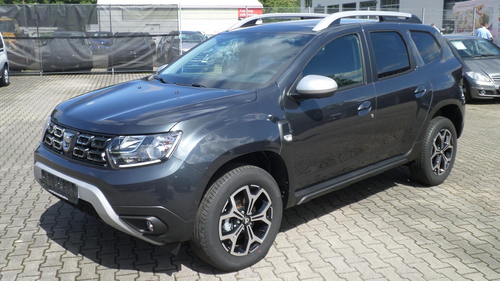 Dacia Duster 1.3 TCE Prestige + Paket Pro, Jahr 2021, Benzin